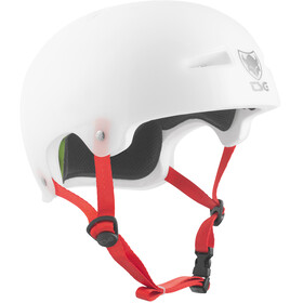 TSG Evolution Special Makeup Helmet clear white